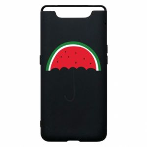 Phone case for Samsung A80 Watermelon umbrella - PrintSalon