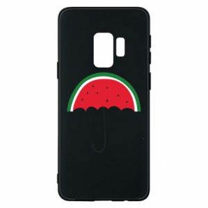 Phone case for Samsung S9 Watermelon umbrella - PrintSalon
