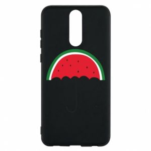 Phone case for Huawei Mate 10 Lite Watermelon umbrella - PrintSalon