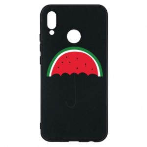 Phone case for Huawei P20 Lite Watermelon umbrella - PrintSalon