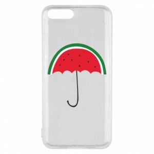 Phone case for Xiaomi Mi6 Watermelon umbrella - PrintSalon