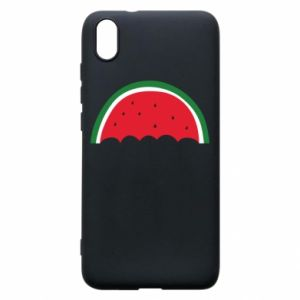 Phone case for Xiaomi Redmi 7A Watermelon umbrella - PrintSalon