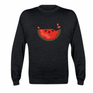 Bluza dziecięca Watermelon with a bite