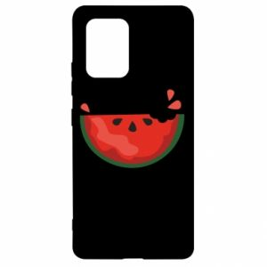 Etui na Samsung S10 Lite Watermelon with a bite