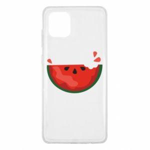 Etui na Samsung Note 10 Lite Watermelon with a bite