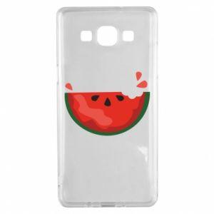 Etui na Samsung A5 2015 Watermelon with a bite