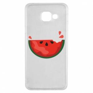 Etui na Samsung A3 2016 Watermelon with a bite