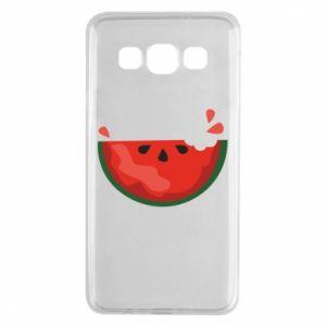 Etui na Samsung A3 2015 Watermelon with a bite