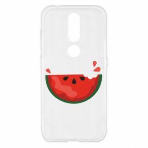Etui na Nokia 4.2 Watermelon with a bite