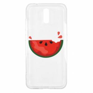 Etui na Nokia 2.3 Watermelon with a bite