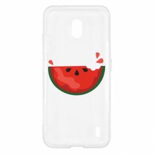 Etui na Nokia 2.2 Watermelon with a bite