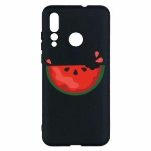 Etui na Huawei Nova 4 Watermelon with a bite
