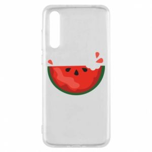 Etui na Huawei P20 Pro Watermelon with a bite