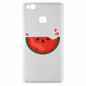 Etui na Huawei P9 Lite Watermelon with a bite