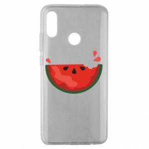 Etui na Huawei Honor 10 Lite Watermelon with a bite