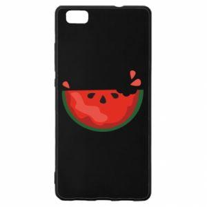 Etui na Huawei P 8 Lite Watermelon with a bite