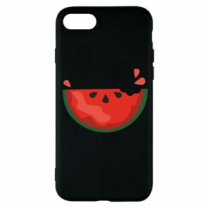 Etui na iPhone SE 2020 Watermelon with a bite