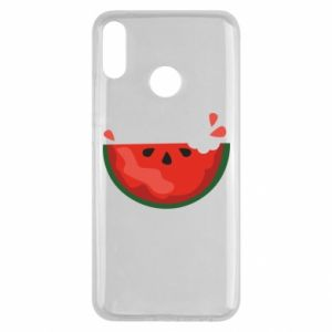 Etui na Huawei Y9 2019 Watermelon with a bite
