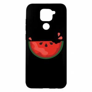 Etui na Xiaomi Redmi Note 9/Redmi 10X Watermelon with a bite
