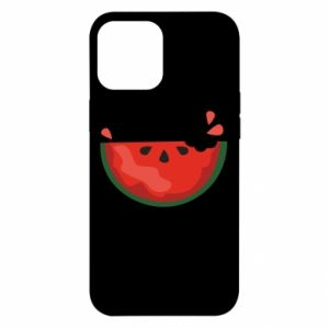 Etui na iPhone 12 Pro Max Watermelon with a bite