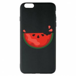 Etui na iPhone 6 Plus/6S Plus Watermelon with a bite