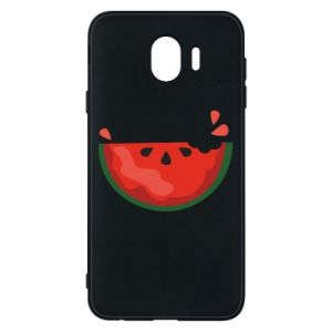 Etui na Samsung J4 Watermelon with a bite