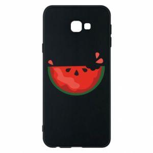 Etui na Samsung J4 Plus 2018 Watermelon with a bite