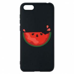 Etui na Huawei Y5 2018 Watermelon with a bite