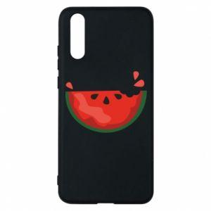 Etui na Huawei P20 Watermelon with a bite