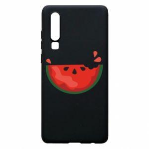 Etui na Huawei P30 Watermelon with a bite