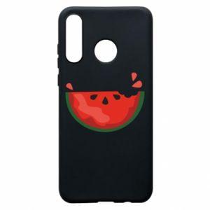 Etui na Huawei P30 Lite Watermelon with a bite