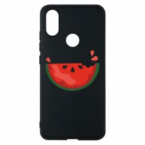 Etui na Xiaomi Mi A2 Watermelon with a bite