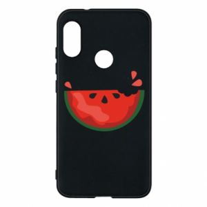 Etui na Mi A2 Lite Watermelon with a bite