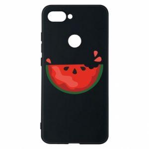 Etui na Xiaomi Mi8 Lite Watermelon with a bite