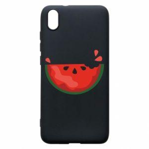 Etui na Xiaomi Redmi 7A Watermelon with a bite