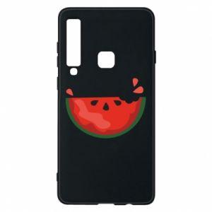 Etui na Samsung A9 2018 Watermelon with a bite