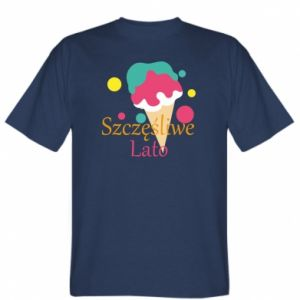 Koszulka Szczęśliwe lato