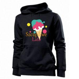 Women's hoodies Happy summer