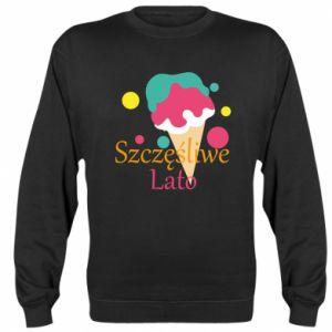 Sweatshirt Happy summer