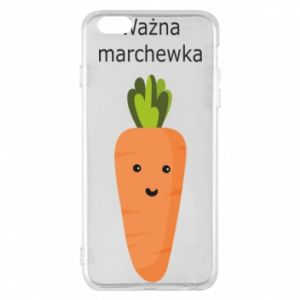 Phone case for iPhone 6 Plus/6S Plus Important carrot