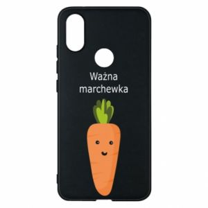 Phone case for Xiaomi Mi A2 Important carrot - PrintSalon