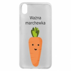 Phone case for Xiaomi Redmi 7A Important carrot - PrintSalon
