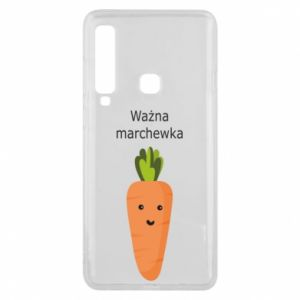 Phone case for Samsung A9 2018 Important carrot