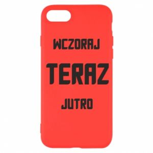 iPhone SE 2020 Case Yesterday Today Tomorrow