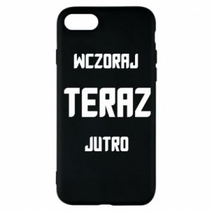 iPhone 7 Case Yesterday Today Tomorrow