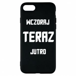 iPhone 8 Case Yesterday Today Tomorrow