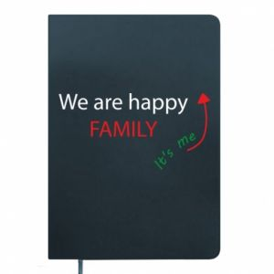 Notes We are happy family. It's me