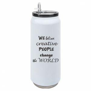 Puszka termiczna We beliwe creative people
