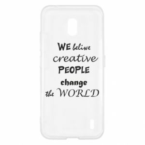 Etui na Nokia 2.2 We beliwe creative people