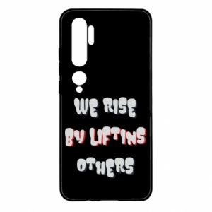 Etui na Xiaomi Mi Note 10 We rise by liftins others
